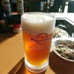 ビアレストラン 門司港地ビール工房 - サクラビール ジョッキ