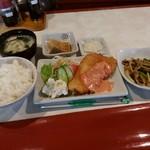 とまと - 料理写真:日替わりランチ550円