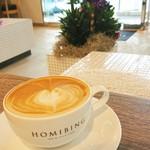 HOMIBING - ドリンク写真:カフェ利用