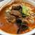 中華料理 香香 - 料理写真:牛肉麺(辛口)
