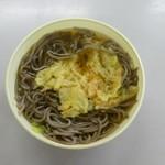 119838619 - 天ぷら蕎麦370円