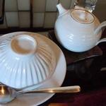 カフェ・ポステン - 紅茶