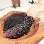 EdiTion Koji Shimomura - ペルーの真っ黒なトウモロコシ