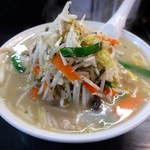 119843570 - 湯麺(1100円)