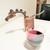 エディション・コウジ シモムラ - ドリンク写真:砂糖不使用、ポリフェノールたっぷり紫ドリンク