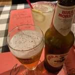 イタリア食堂 イルキャンティ河口湖 - イタリアンビール
