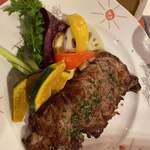 イタリア食堂 イルキャンティ河口湖 - ステーキ