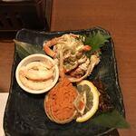 海食 うお貞 - セイコガニ ズワイ蟹の雌