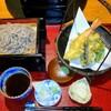Sobanchuu - 料理写真:天せいろ蕎麦