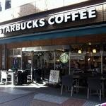 スターバックス・コーヒー - お店の外観です。(その2)