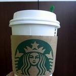 スターバックス・コーヒー - 本日の珈琲をオーダーしましたよ。