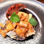 Mizuki - オマール海老の鉄板焼