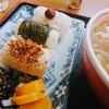 初福 - 料理写真:おにぎり