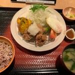 大戸屋 - ランチ定食