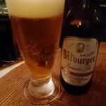 ドイツ運 - ビットブルガー ノンアルコール