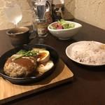 カフェ オフツェ - 本日のスペシャルランチ