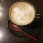 カフェ オフツェ - +¥200でドリンクセットに