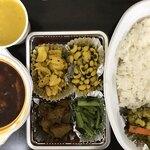 119868859 - TIKAスペシャル(ダルバードSET)ネパールの民族料理のセット1700円