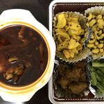 119868923 - TIKAスペシャル(ダルバードSET)ネパールの民族料理セット