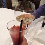ブラッセリー ブルゴーニュ - 乾杯☆