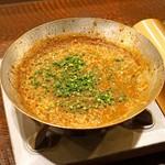 レンゲ - 熊鍋の雑炊