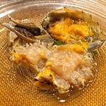レンゲ - 上海蟹の紹興酒漬け(酔払い蟹)