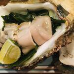 大和鮨 - 岩牡蠣
