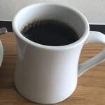 ハチイチゴ コーヒー スタンド - ハンドドリップコーヒーはコロンビアにしました。