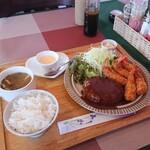 くまキッチン - スペシャル定食