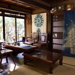 高澤記念館 - 建物入ってすぐ左手の和室