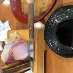 力寿司 - 可愛い包丁