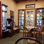 cafe KO-BA - 店内
