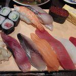 沼津魚がし鮨 駿河屋久兵衛 - お寿司