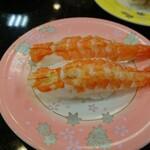 ジャンボおしどり寿司 - 大海老