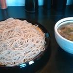 足立製麺所 - 料理写真:鴨せいろ(大)
