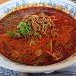 熱烈一番亭 - スーパータンタン麺辛さ増し
