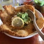 三木ジェット - 料理写真:バリかつジェット 850円