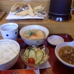 天じゅ - 天ぷら定食