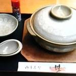 11990782 - 土鍋が熱くて・・・