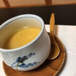 旬香 魚佐太 - 茶碗蒸し