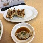 中華そば スエヒロ - 6個餃子 330円