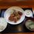 あらたま - 料理写真:唐揚げ定食 550円