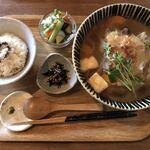 hidamari - 料理写真:すいとんランチ