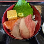 119908745 - 【2019/11】ミニ海鮮丼