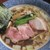 麺処ほん田 - 料理写真:手揉み中華蕎麦(醬油)
