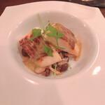 洋食屋Dining&Bar Roots - 1150円 真鯛のポワレ