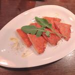 洋食屋Dining&Bar Roots - 850円 生ハムとじゃがいものガレット