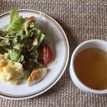 けやきの森 - 料理写真: