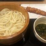 香の川製麺 - 釜揚げうどん