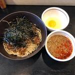 足立製麺所 - 料理写真:冷し肉そば